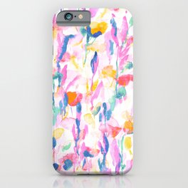 ResolveLighthearted iPhone Case