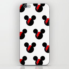 David Bowie Mouse iPhone Skin