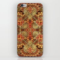 turkey iPhone & iPod Skins featuring Turkey Feathers by Lyle Hatch