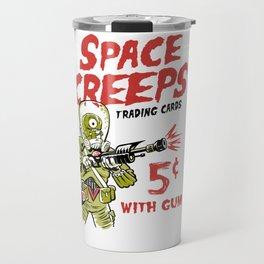 Space Creeps Travel Mug