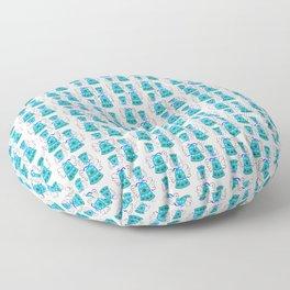 Winged Bell Floor Pillow