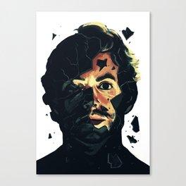 -E?- Canvas Print