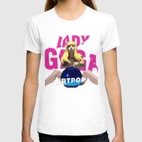 artpop T-shirts featuring ARTPOP by Marcelo BM