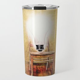The Seat of Big Ideas Travel Mug