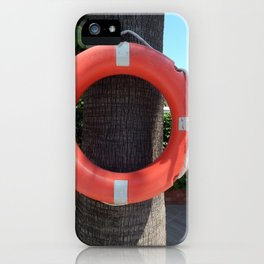 Travel Marmaris in Turkey resort town on the Aegean Sea iPhone Case