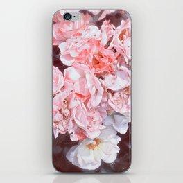 Romantic Floribunda iPhone Skin