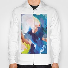 Cooling Abstract Hoody