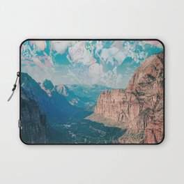 Zion Flowers Laptop Sleeve