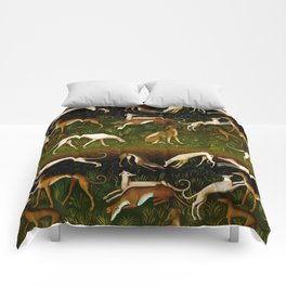 Sighthounds Comforters