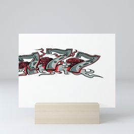 Lucky 777 Mini Art Print