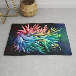 Ontology of Touch Rug