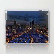 The City Of Big Shoulders Laptop & iPad Skin