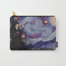 Death Night Blossom Carry-All Pouch