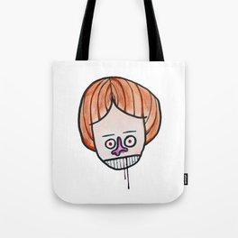 Hmpf! Tote Bag