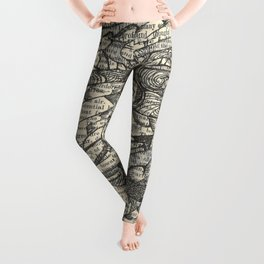 Rolling with the Wind Leggings