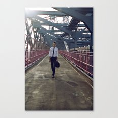 Summer in NYC pt.3 Canvas Print
