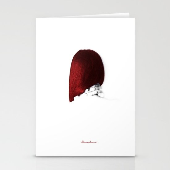 I Was Silent Stationery Cards