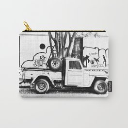 B&w urban stories Carry-All Pouch