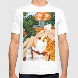 Gossip #illustration #painting T-shirt