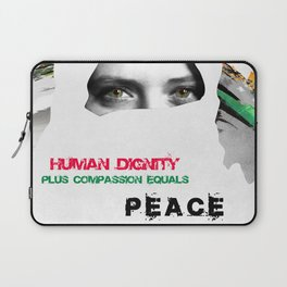 Freedom For Syria Laptop Sleeve