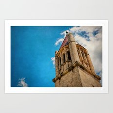 Piercing the Sky Art Print