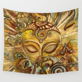 La verdadera grandeza/the true greatness Wall Tapestry