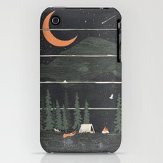 Wish I Was Camping... Slim Case iPhone (3g, 3gs)