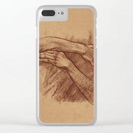 Embrace Clear iPhone Case