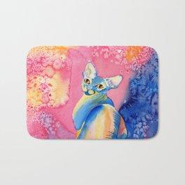 Sphynx Cat 3 Bath Mat