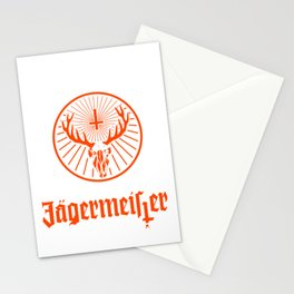 Jagermeister ORCA Stationery Cards