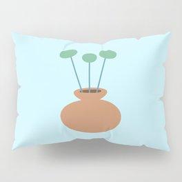Simple Plant Pillow Sham