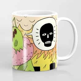 FIGHT! Coffee Mug