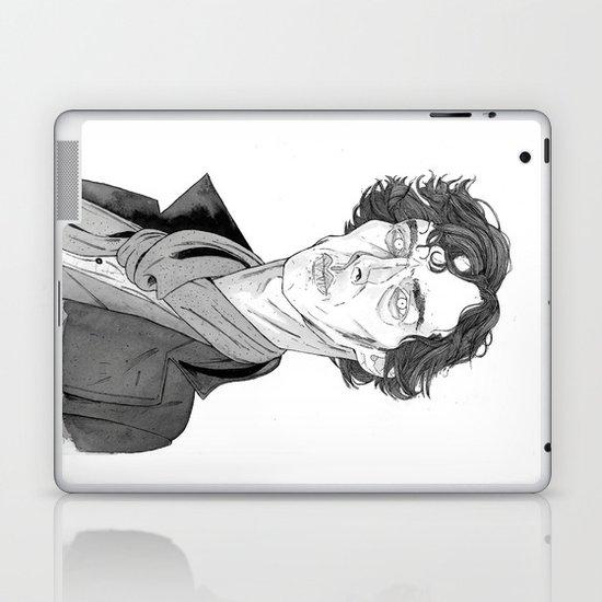 Benedict Cumberbatch - Sherlock Laptop & iPad Skin
