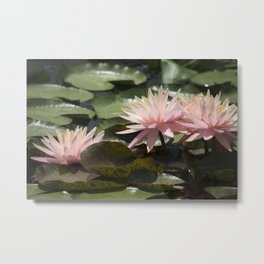 Longwood Gardens - Spring Series 304 Metal Print