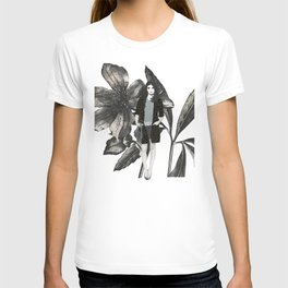 Big Flowers T-shirt