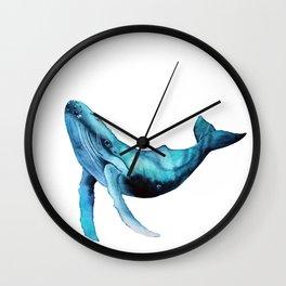 Swimming Beauty Wall Clock