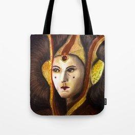 Queen amidala Tote Bag