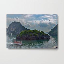 Landscape - Halong Bay Metal Print