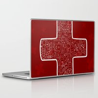 medicine Laptop & iPad Skins featuring Medicine by aleksander1