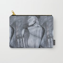 Lady by the Lake Carry-All Pouch