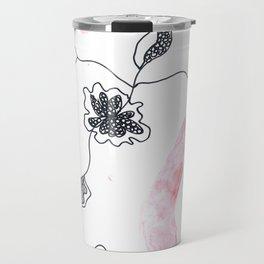 Scandi Micron Art Design | 170412 Telomere Healing 15 Travel Mug