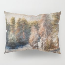 Terra Incognita Pillow Sham