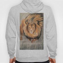 Roaring Like A Lion Hoody
