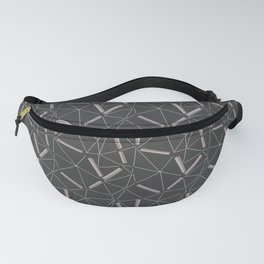 Neutral Prisma Fanny Pack