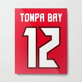 Tompa Bay I Metal Print