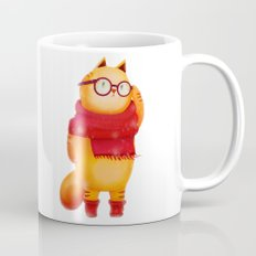 Smart cat Mug