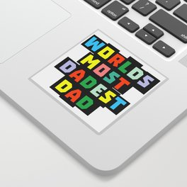 Dad Sticker