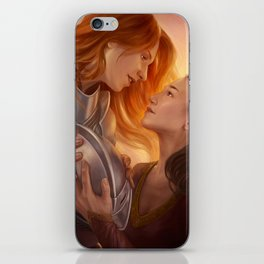 Fin'Amor iPhone Skin