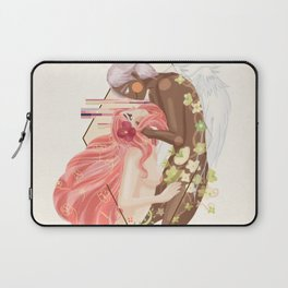 Cupid and Psyche Laptop Sleeve