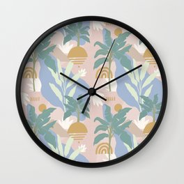 ISLA TROPICANA Wall Clock